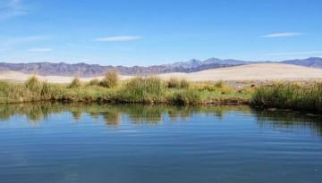 Tecopa Hot Springs Death Valley Side Trip
