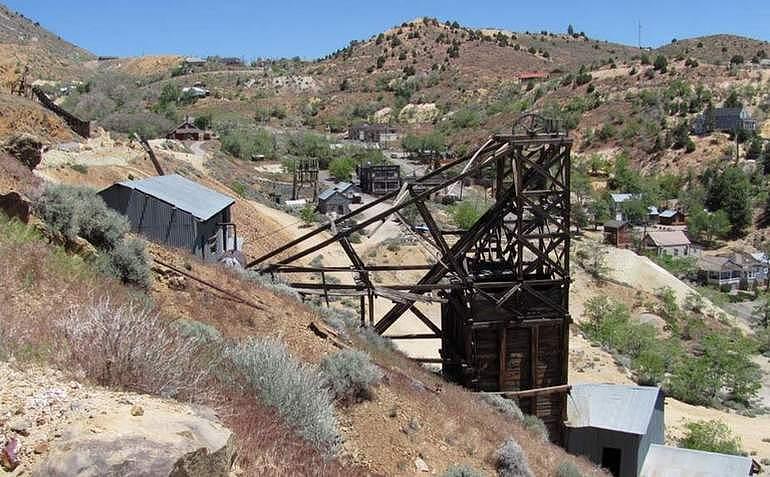 Virginia City Mining District