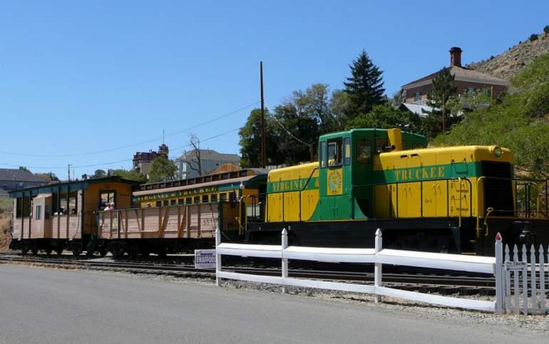 V & T Railroad Short Line