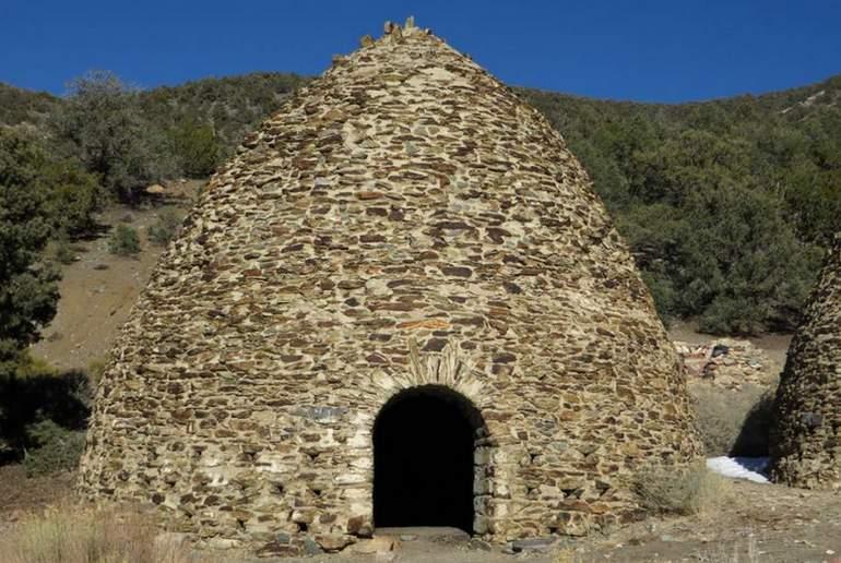 Wildrose Canyon Charcoal Kiln