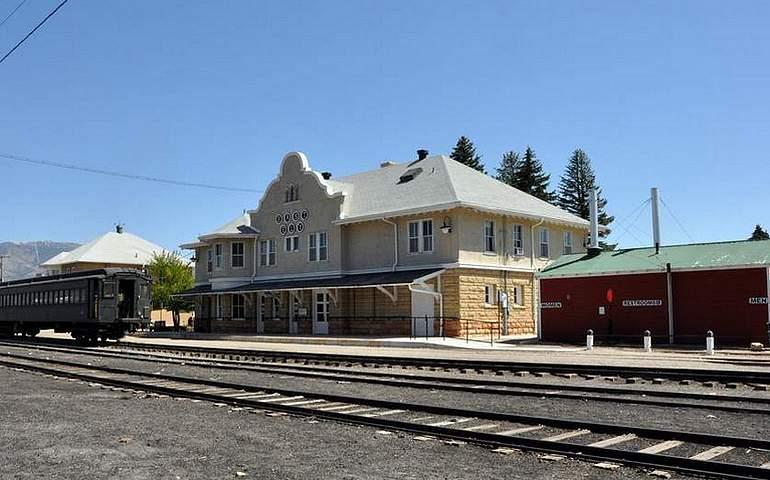 Nevada Northern Railway Museum Ely Nevada