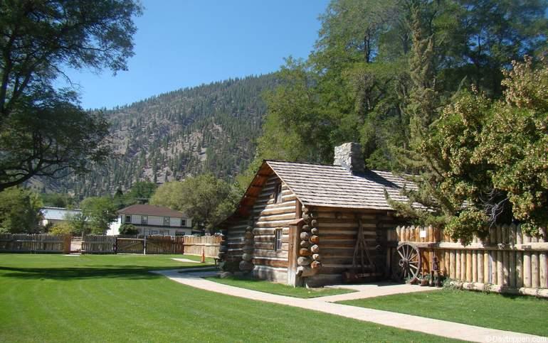 Mormon Station State Park Nevada