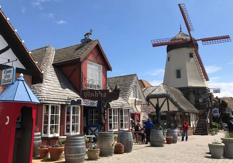 Solvang Danish Village