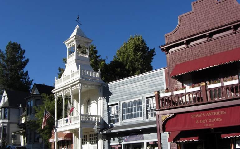 Nevada City California