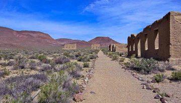 Fort Churchill Nevada Reno Day Trip