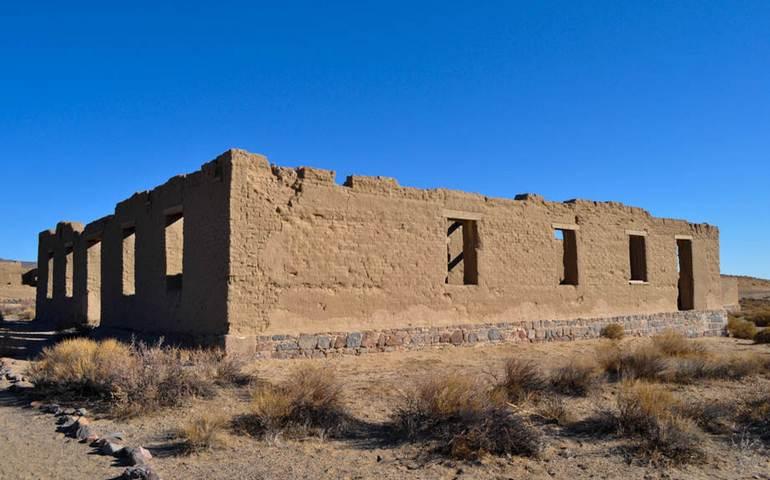 Fort Churchill Nevada