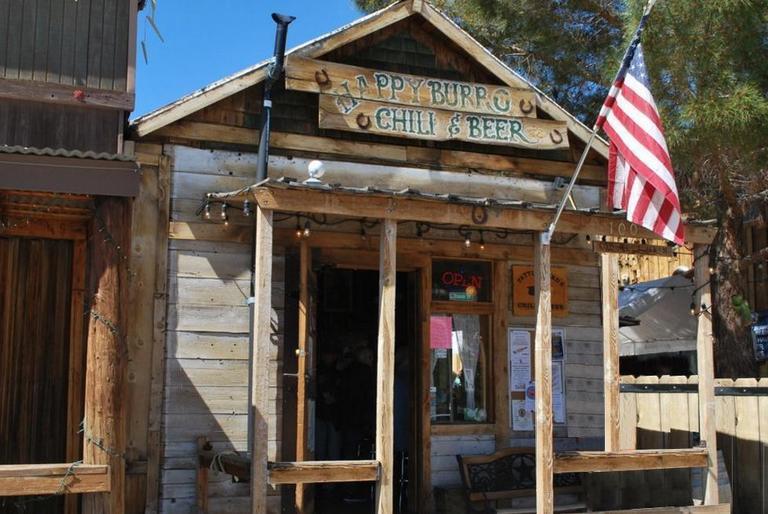 Happy Burro Chili and Beer Beatty Nevada