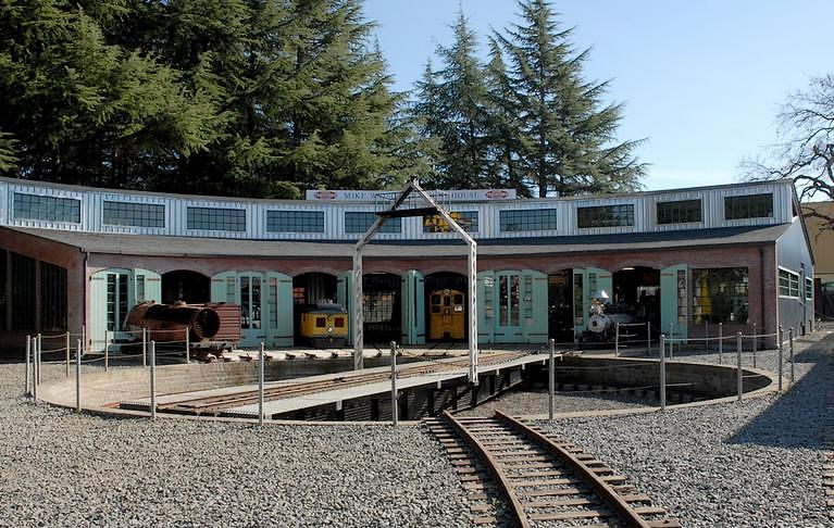 Sonoma Train Town Day Trip