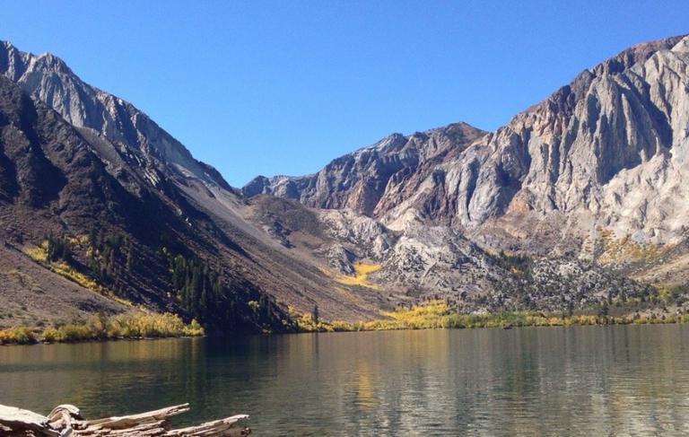 California Lakes Convict Lake