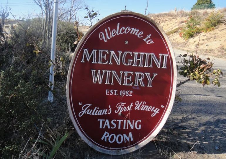 Menghini Winery