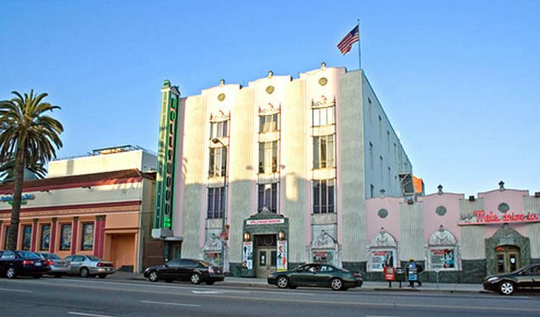 Hollywood Museum Max Factor Building