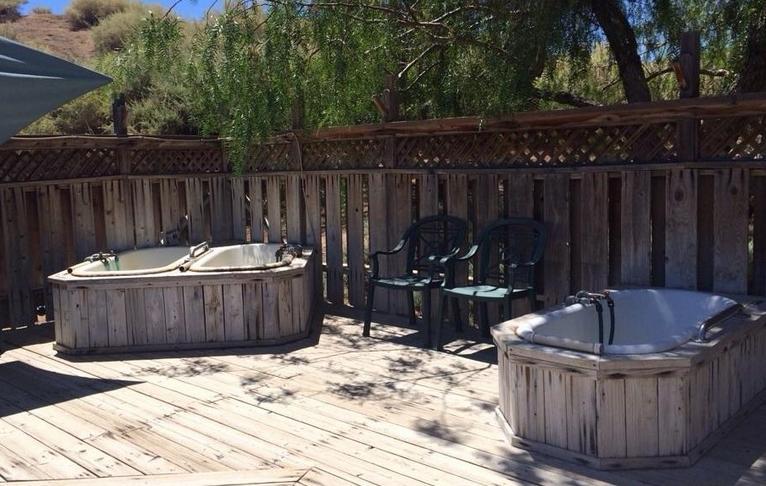 Mercey Hot Springs