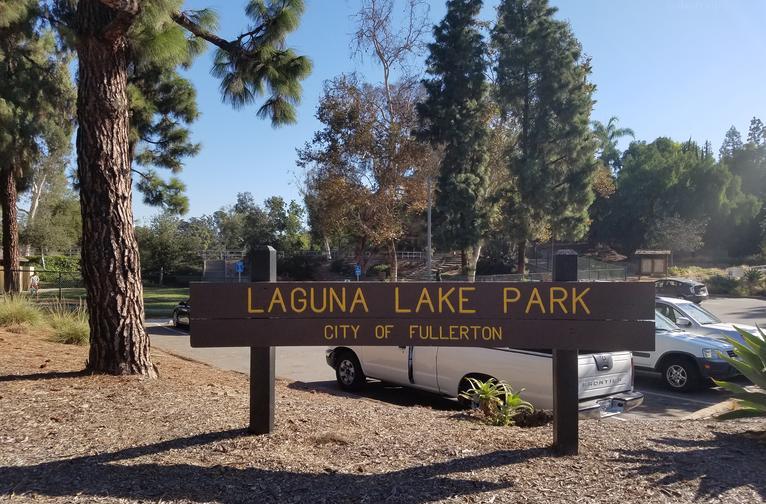 Laguna Lake Fullerton