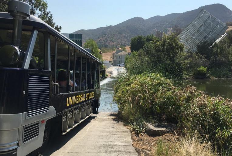 Universal Studios Hollywood Tours