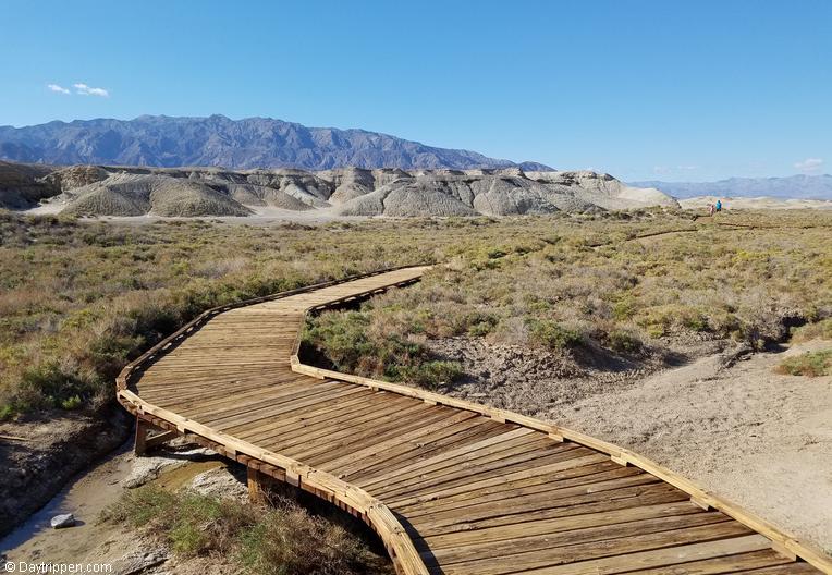 Salt Creek Boardwalk Death Valley