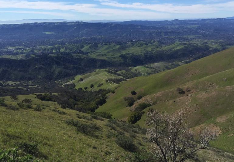 Mount Diablo State Park San Francisco Day Trip