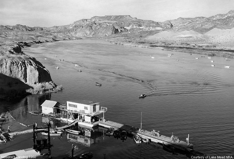 Emery's Fishing Camp 1950 Also know as Nelson's Landing