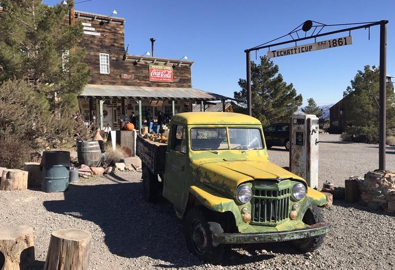 Techatticup Mine Eldorado Canyon Mine Tours