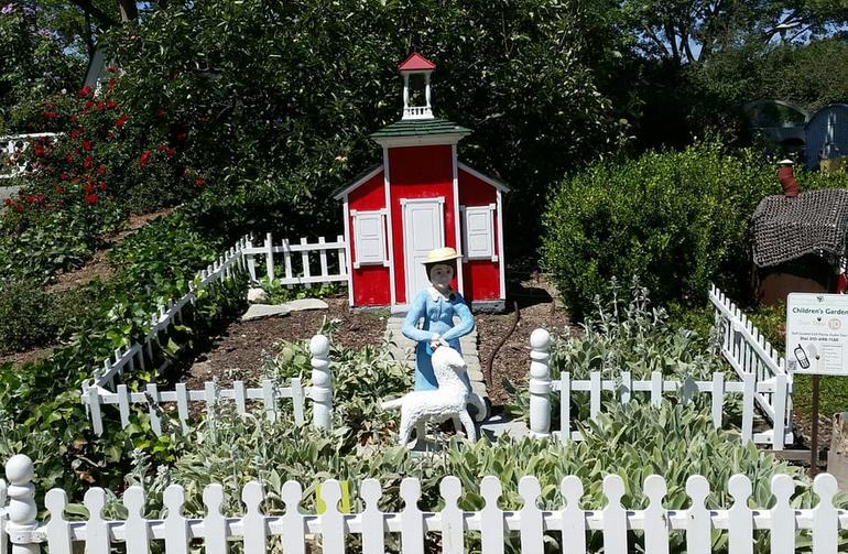 South Coast Botanic Garden Children's Discovery Garden
