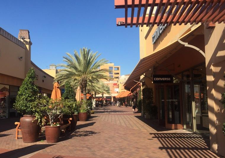 Citadel Outlet Mall