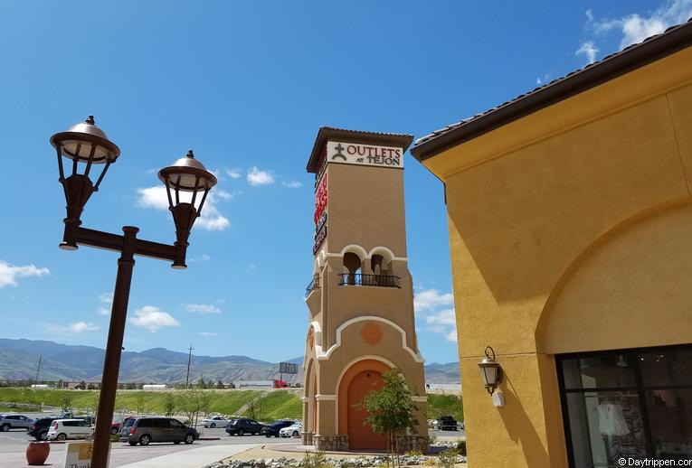 Outlets at Tejon Ranch