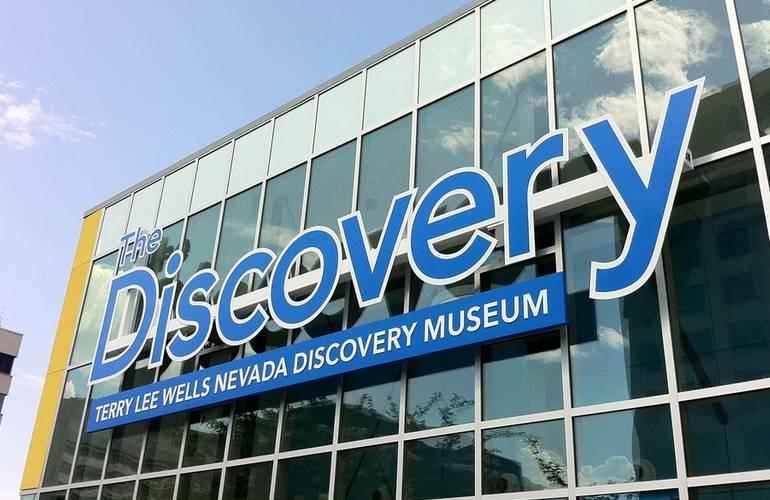 Nevada Discovery Center