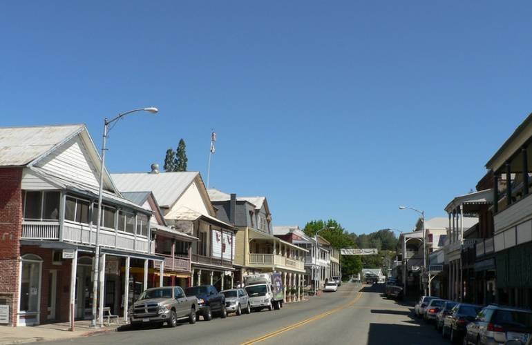 Sutter Creek California Gold Country