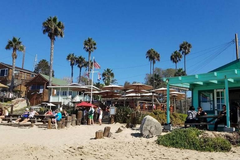 Beachcomber Restaurant Crystal Cove