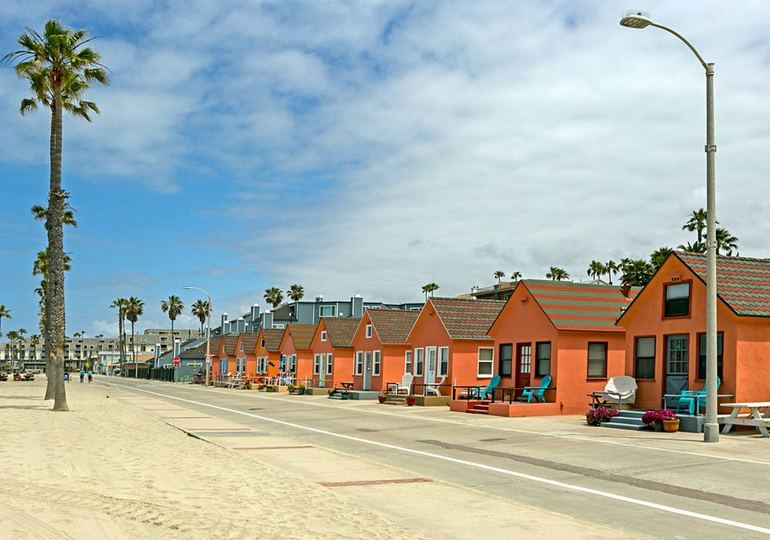 Roberts Cottages Oceanside