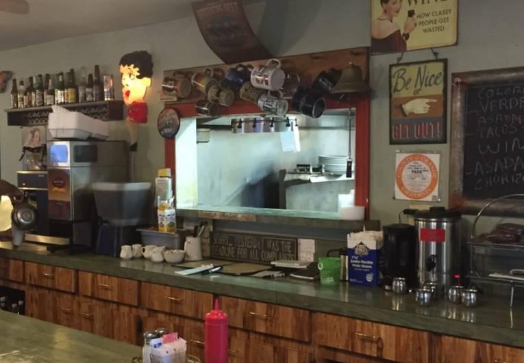 Silverado Canyon Cafe