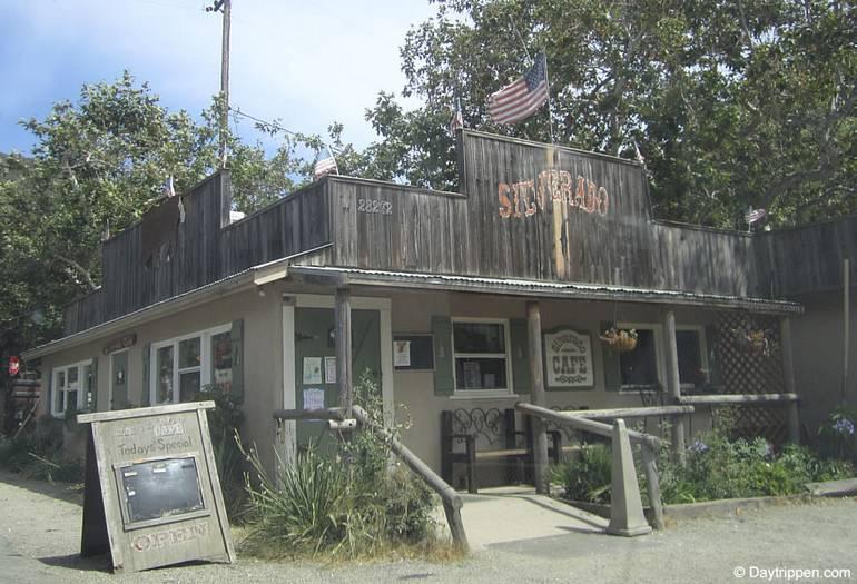 Silverado Canyon Cafe Rustic Orange County Diner