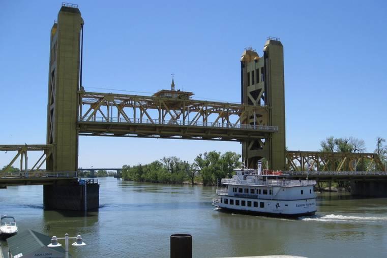 Sacramento River Cruise