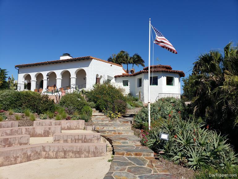 Casa Romantica San Clemente California