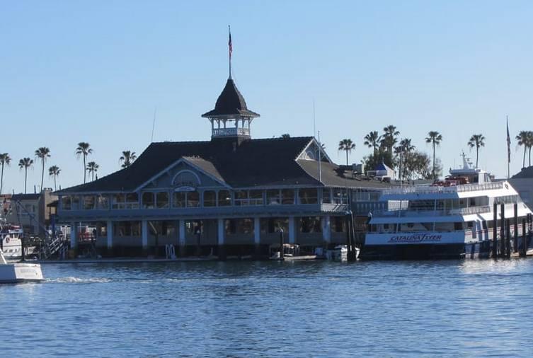 Newport Beach Pavillion