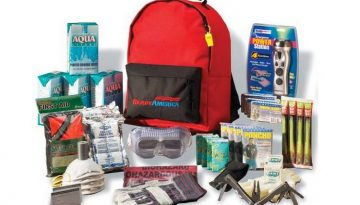 Bug Out Bag Survival Kit How To Make One