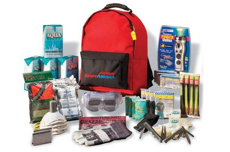 Bug Out Bag Survival Kit