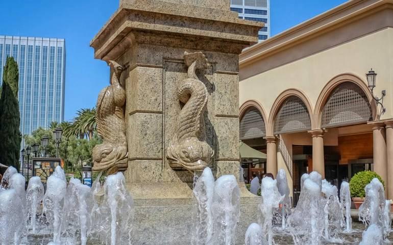 Fashion Island Newport Beach