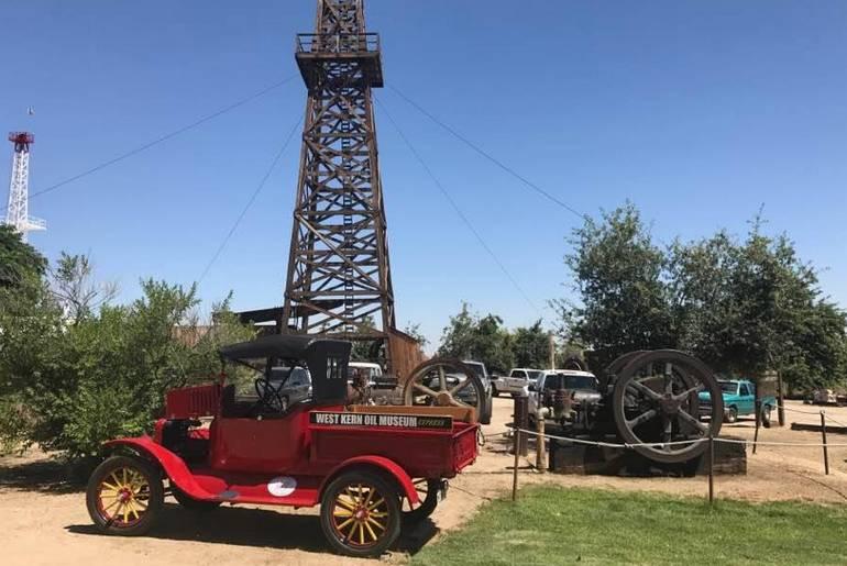 West Kern Oil Museum Kern County