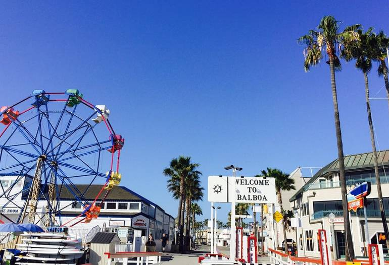 Balboa Island Day Trip Things To Do