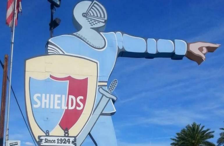Shields Date Garden Indio California