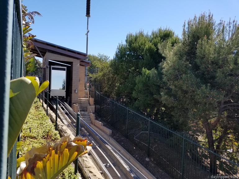 Strand Beach Funicular Cable Car