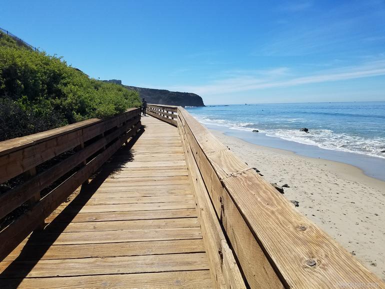 Strand Beach Dana Point