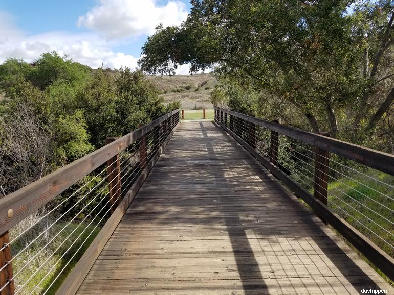 Bommer Canyon Nature Trail Irvine California