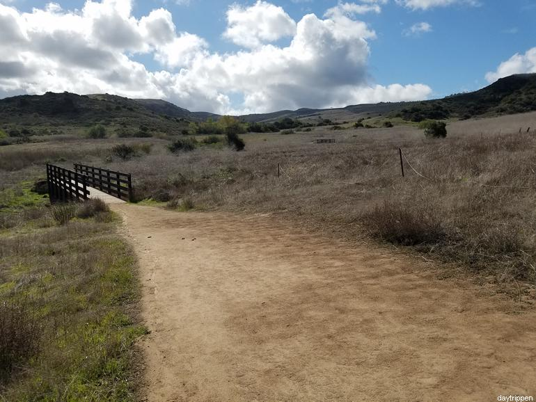 Bommer Canyon Trail