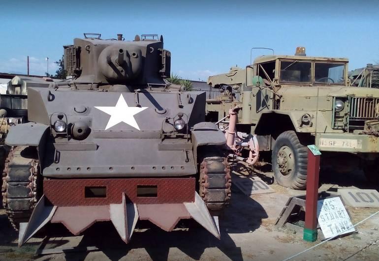 Tankland South El Monte California