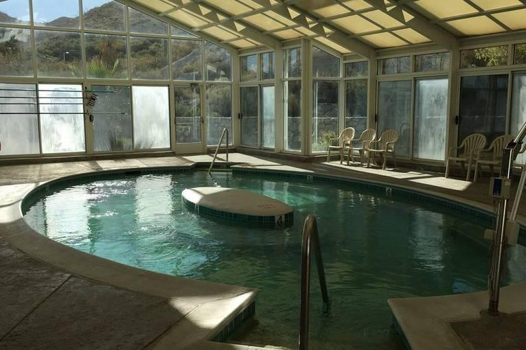 Agua Caliente Springs Park Indoor Pool