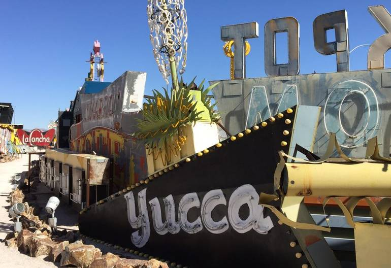 The Big List of Iconic Nevada Roadside Attractions