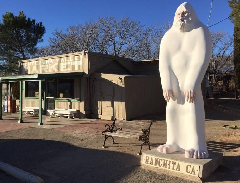 Ranchita Country Store Yeti