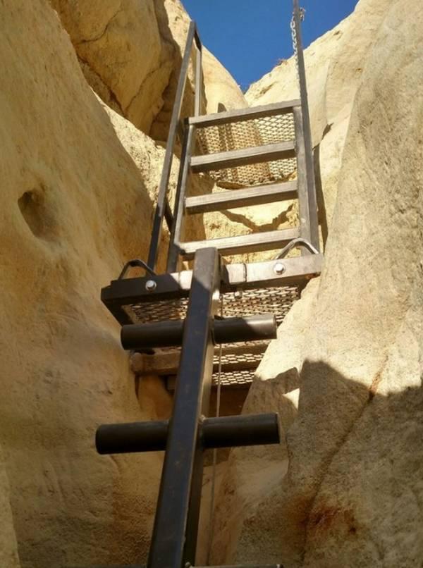 San Elijo State Reserve Annie's Canyon Trail