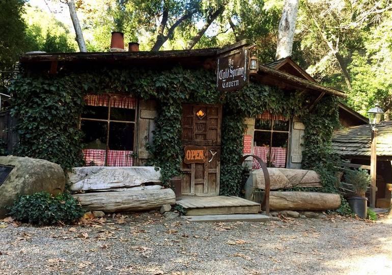 Cold Springs Tavern Santa Barbara